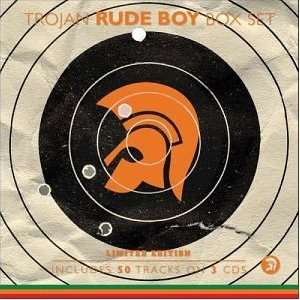 Trojan Rude Boy Box Set Various Artists Music