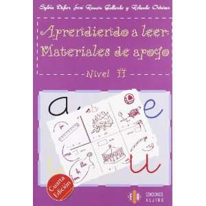 Aprendiendo A Leer Materiales De Apoyo Nivel II (Spanish