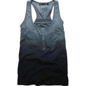 Fox Racing Womens Double Dip Tank Top   Large/Black