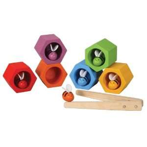 PlanToys Plan Preschool Bee Hive Preschool: Toys & Games