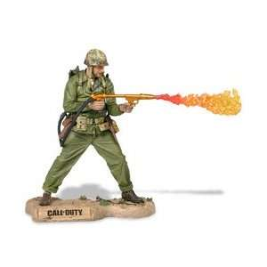 Call of Duty WWII Marine Corps Gold Flamethrower Toys & Games