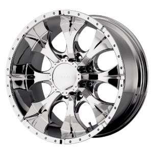 16x10 Helo Maxx (Chrome) Wheels/Rims 8x170 (HE7916087225