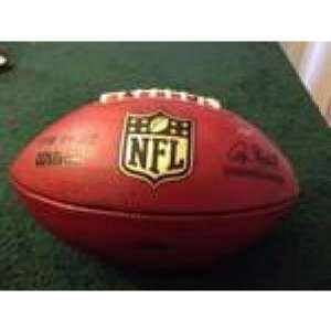 Dolphins Vs. Jets Game Used Football   NFL Footballs