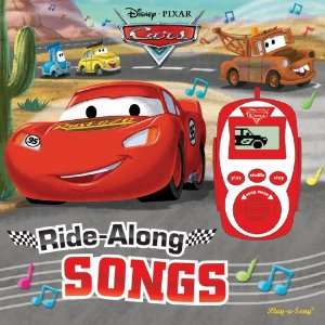 Disney Pixar Cars Ride Along Songs (Digital Music Player