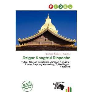 Kongtrul Rinpoche (9786135950014): Christabel Donatienne Ruby: Books