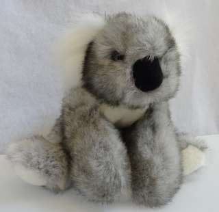 Plush Floppy Aurora Flopsies DARWIN Gray KOALA Bear 12 C99Sale