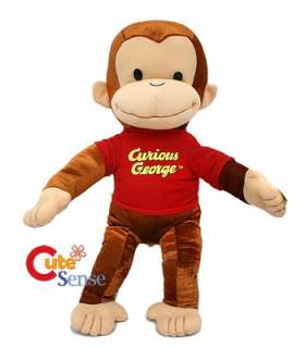 Curious George 20 Large Stuffed Plush Doll Kelly Toy