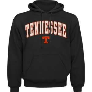 Tennessee Volunteers Black Mascot One Tackle Twill Hooded