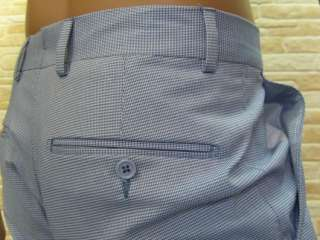 pantalone classico in puro cotone elasticizzato morbidissimo slim fit