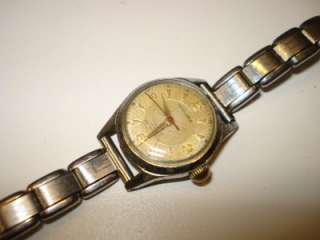 VINTAGE Rosieres Incabloc Ladies 17 Jewels Watch