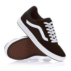 NIB Vans Bucky Lasek 6 Black White Men Skate Shoes |