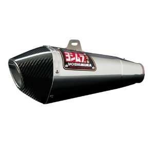 Yoshimura R 55 Polished Stainless Steel Complete Exhaust System with