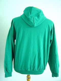 king fashions flex fleece zip hoodie green code a006