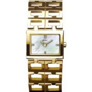 Seksy 4991 Ladies White Gold Watch: Electronics
