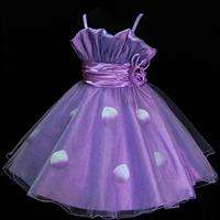gorgeous flower girls dress is full of lining for size 2 9 years old