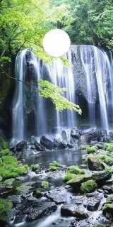 Waterfall Cornhole Board Game Decal Wraps