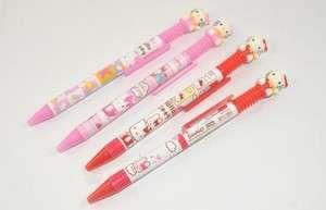 Hello Kitty design ball point pens,4 Pcs  1025