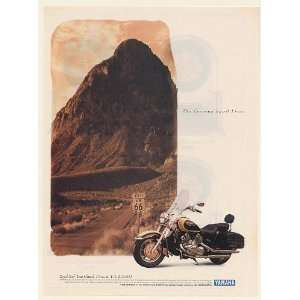 Star Tour Classic Motorcycle Rt 66 Print Ad (53224)