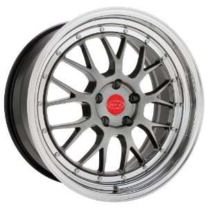 18x8 Privat Akzent (Opal w/ Machined Lip) Wheels/Rims