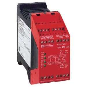 SCHNEIDER ELECTRIC XPSAR311144P Safety Relay, 24 VAC/VDC