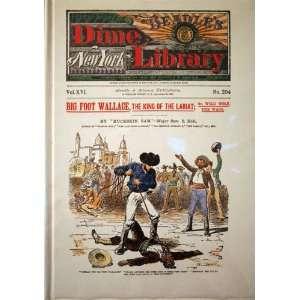 the Waco (Beadles dime library): Samuel Stone Hall:  Books