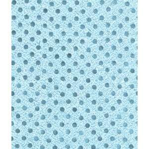 Baby Blue Sequin Fabric 3mm Fabric: Arts, Crafts & Sewing