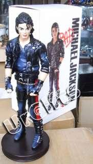Michael Jackson Bad Resin Statue 1/6 12 Figure Model