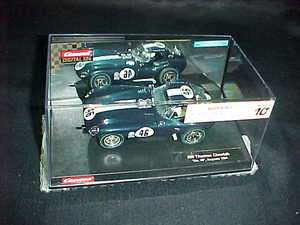 24 Digital slot car Bill Thomas Cheetah #46 drk.blu Augusta 1964 23760