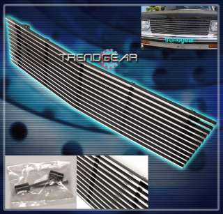 1982 1990 CHEVY/GMC S10 BLAZER S15 JIMMY UPPER BILLET GRILLE 1986 1987