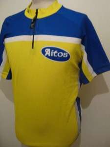 AITOS TOUR DE FRANCE FAST SPEED RACING BIKE SPORTS TEAM CYCLING JERSEY