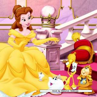 picture 4 of Jumbo 4 pieces jigsaw puzzle Disney   Beauty and the