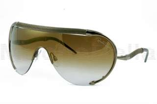 ROBERTO CAVALLI SUNGLASSES RC 391 207 EVA ANTIQUE GOLD MIRRORED LENS