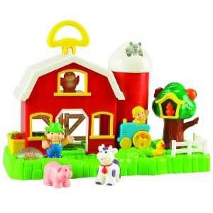 Small World Toys Preschool (Big Fun Activity Barn) 3 Toys & Games