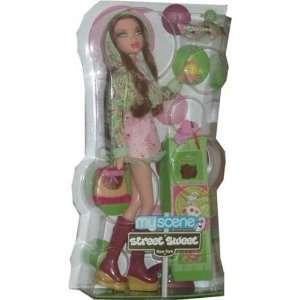Barbie 2007 My Scene Sweet Street New York 12 Inch Doll