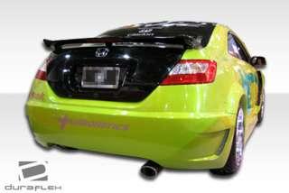 2006 2008 Honda Civic 2dr Hot Wheels 8pc Widebody Kit