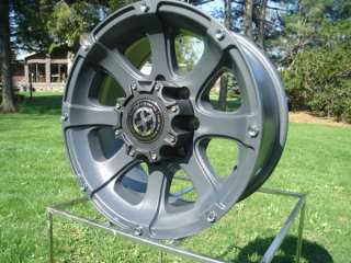 ATX 188 20x9 TEFLON TUNDRA DODGE RAM FORD CHEVY WHEEL