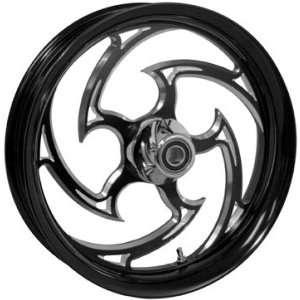 Wide Wheel Set   Style 5 / Anodized 360 , Finish Anodized MWYAW364B5