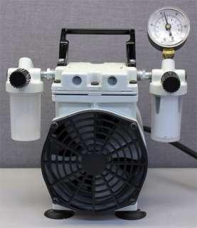 Welch Rietschie Thomas 2522B 01 Standard Duty Vacuum Pump