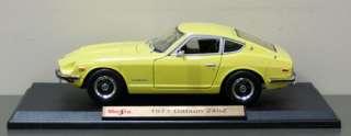 1971 Datsun 240Z Diecast Model Car   Maisto   118 Scale   New in Box