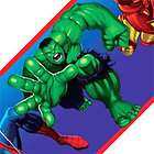 MARVEL Heroes IRON MAN Hulk COMIC Wallpaper WALL BORDER