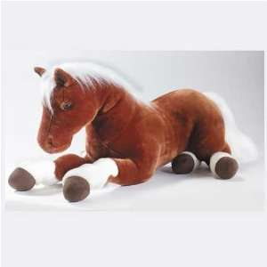 Breyer Horses Cinnamon Large Plush Horse Sports