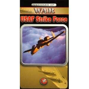 Srike Force [VHS] Machines of War Usaf Srike Force Movies & V