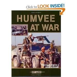 The At War Series) (9780760321515) Michael Green, Greg Stewart Books