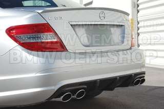 Carbon Fiber Mercedes Benz W204 AMG Body Kits 07 09