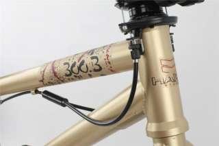 2011 HARO 300.3 SERIES 21 TT ILIKE GOLD BMX BIKE NEW