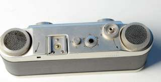 Stereo Graphic 35mm Realist Format 3D Camera, FREE Leather Case