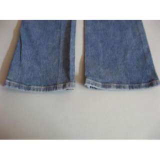 Womens LUCKY Brand Dungarees Peanut Pant 29A Low Rise Denim Jeans Size