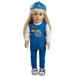 Adora Play Doll Chloe   Girl Scout Daisy 18 Doll