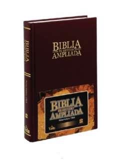 BARNES & NOBLE  Biblia de Estudio Ampliada: Reina Valera Revision