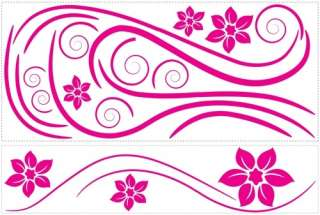 ROOMMATES DECO SWIRL PEEL & STICK WALL STICKER